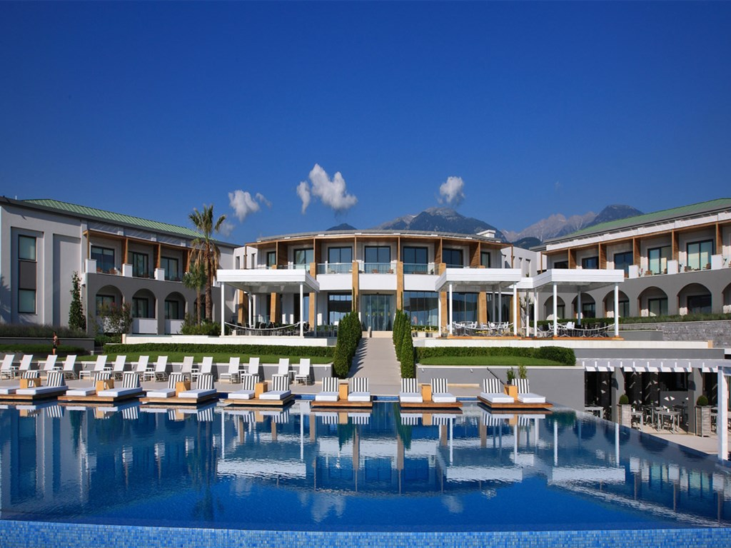 CAVO OLYMPO LUXURY RESORT&SPA 5* LITOHORO