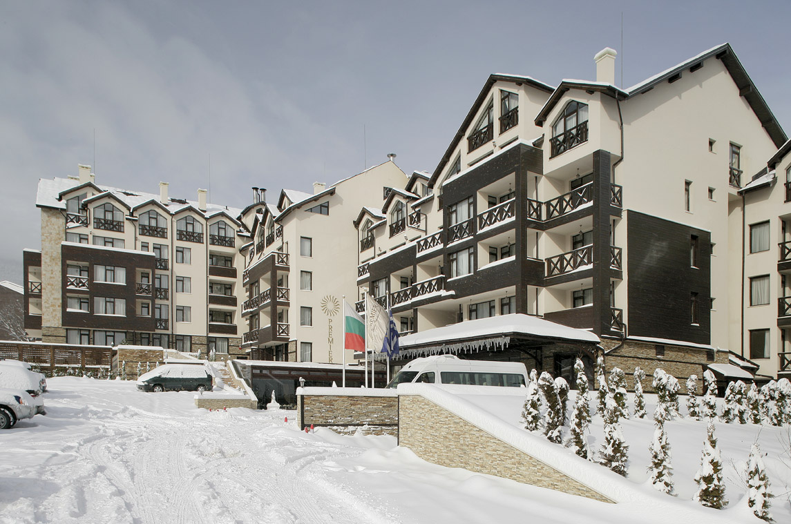 Premier Luxury Mountain Resort 5*,Bansko