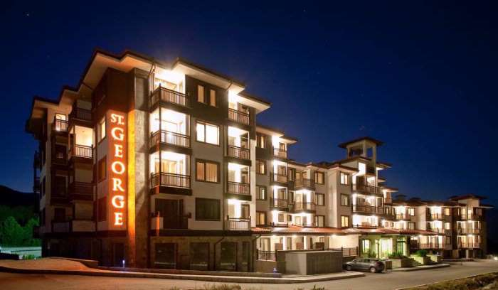 Saint George Ski&Holiday 4, Bansko